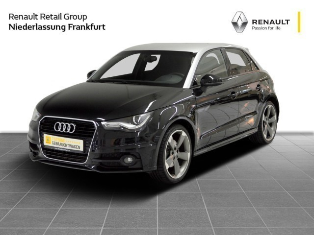 verkauft audi a1 sportback 1 4 tfsi s gebraucht 2012 km in magdeburg. Black Bedroom Furniture Sets. Home Design Ideas