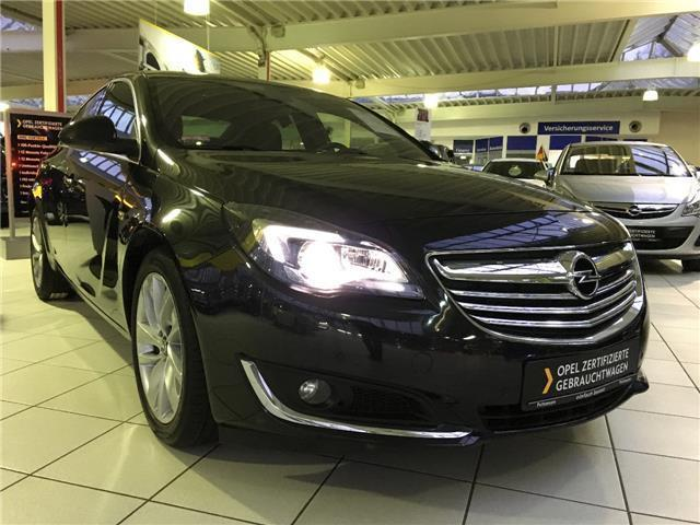 verkauft opel insignia 2 0 cdti innova gebraucht 2013 km in bad oeynhausen. Black Bedroom Furniture Sets. Home Design Ideas