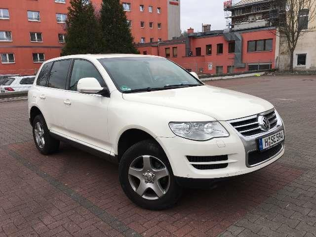 verkauft vw touareg r5 2 5 tdi 1 ha gebraucht 2009 km in bielefeld. Black Bedroom Furniture Sets. Home Design Ideas