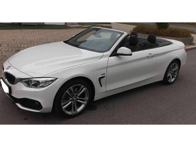 verkauft bmw 428 4er cabrio xdrive spo gebraucht 2014. Black Bedroom Furniture Sets. Home Design Ideas