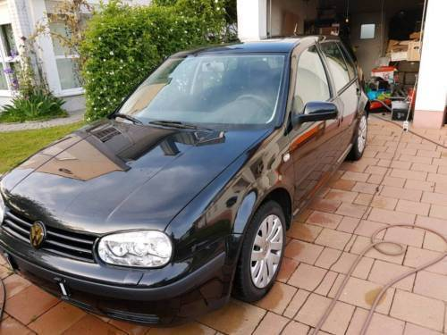 verkauft vw golf iv gebraucht 1998 km in bad. Black Bedroom Furniture Sets. Home Design Ideas