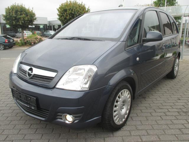 verkauft opel meriva 1 7 cdti cosmo gebraucht 2008 km in werl. Black Bedroom Furniture Sets. Home Design Ideas