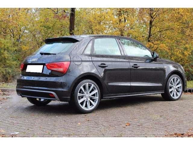 verkauft audi a1 sportback 1 2 tfsi am gebraucht 2013 km in dresden. Black Bedroom Furniture Sets. Home Design Ideas