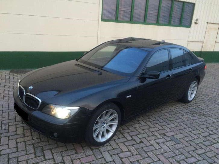 1 4 Gebraucht BMW 745 D Voll