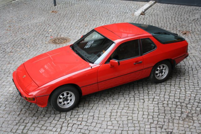 verkauft porsche 924 targa gebraucht 1979 km in. Black Bedroom Furniture Sets. Home Design Ideas