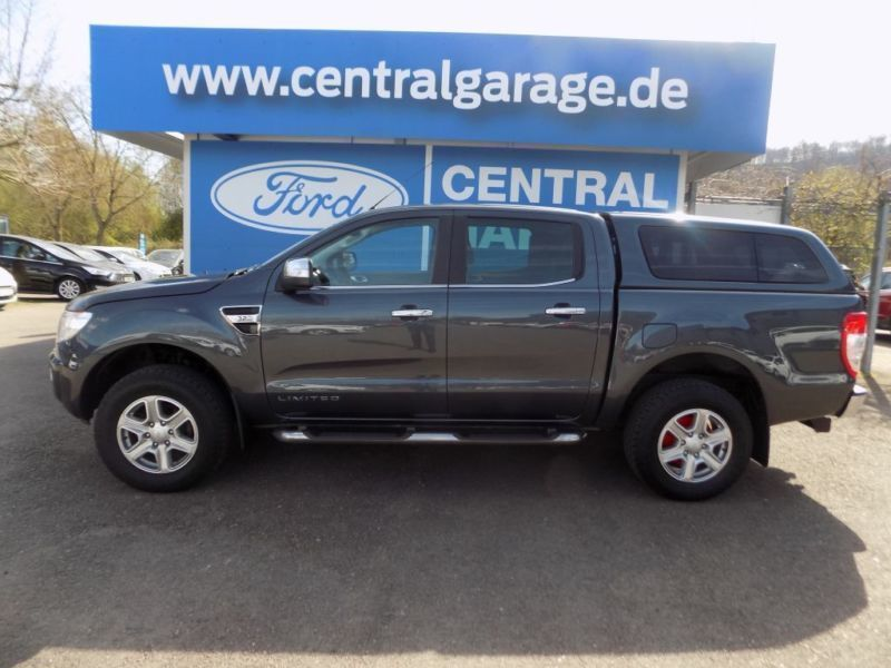 1 4 Gebraucht Ford Ranger Limited