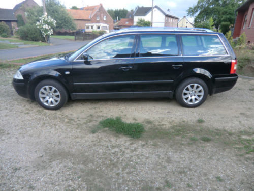 verkauft vw passat variant 2 0 gebraucht 2001 km. Black Bedroom Furniture Sets. Home Design Ideas