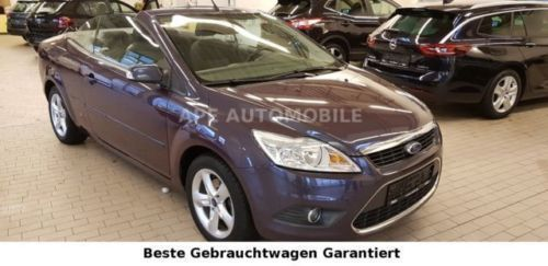 gebraucht 2008 ford focus cabriolet 1 6 benzin 22415 hamburg autouncle. Black Bedroom Furniture Sets. Home Design Ideas
