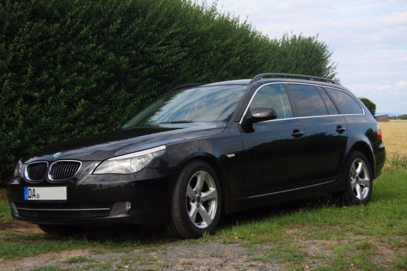verkauft bmw 525 d touring led t v n gebraucht 2008 km in m nster. Black Bedroom Furniture Sets. Home Design Ideas