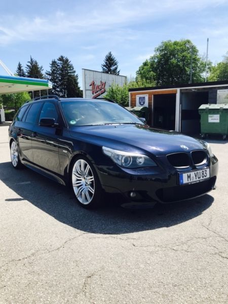 verkauft bmw 535 d touring m paket gebraucht 2005 200. Black Bedroom Furniture Sets. Home Design Ideas
