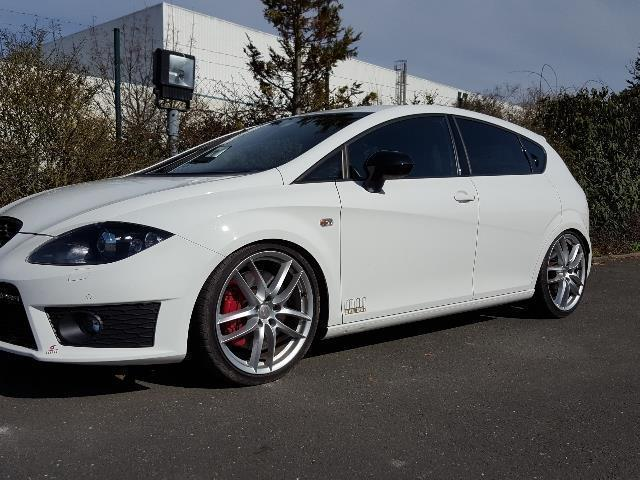 verkauft seat leon 2 0 t fsi cupra r gebraucht 2012 50. Black Bedroom Furniture Sets. Home Design Ideas