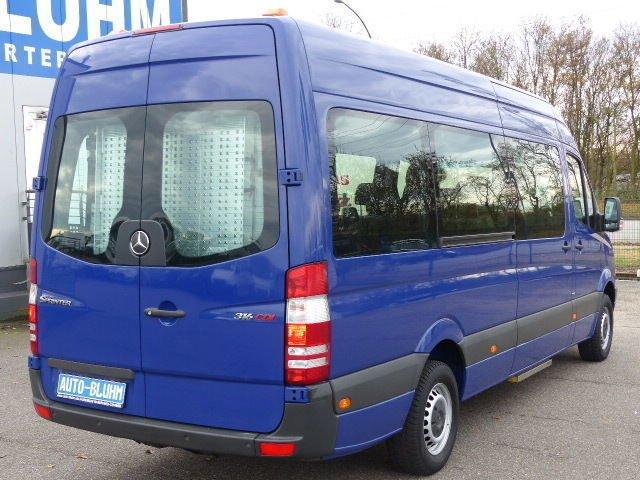 verkauft mercedes sprinter 316 cdi bus gebraucht 2012. Black Bedroom Furniture Sets. Home Design Ideas