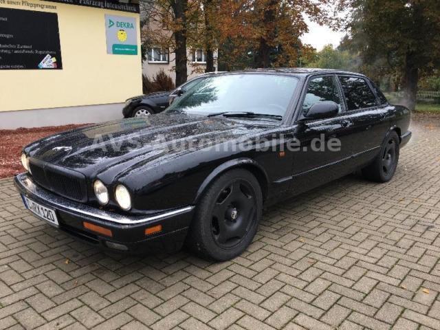 xj gebrauchte jaguar xj kaufen 333 g nstige autos zum verkauf. Black Bedroom Furniture Sets. Home Design Ideas
