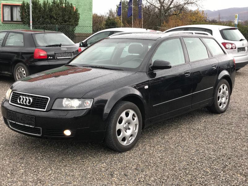 Verkauft Audi A4 Avant 19 Tdi Navix Gebraucht 2003 214000 Km
