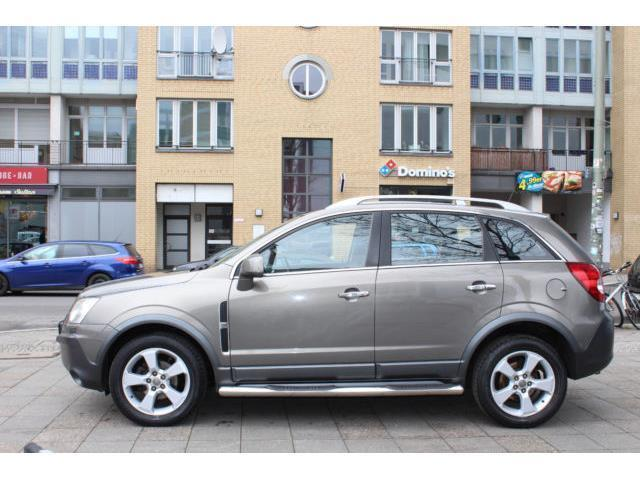 verkauft opel antara 2 0 cdti aut 4x4 gebraucht 2007 km in berlin. Black Bedroom Furniture Sets. Home Design Ideas