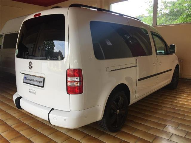 verkauft vw caddy maxi edition 30 comf gebraucht 2013 km in beckum. Black Bedroom Furniture Sets. Home Design Ideas