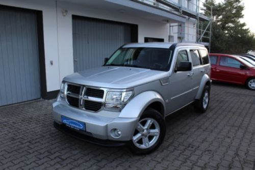 verkauft dodge nitro 2 8 crd dpf autom gebraucht 2009 km in owen. Black Bedroom Furniture Sets. Home Design Ideas