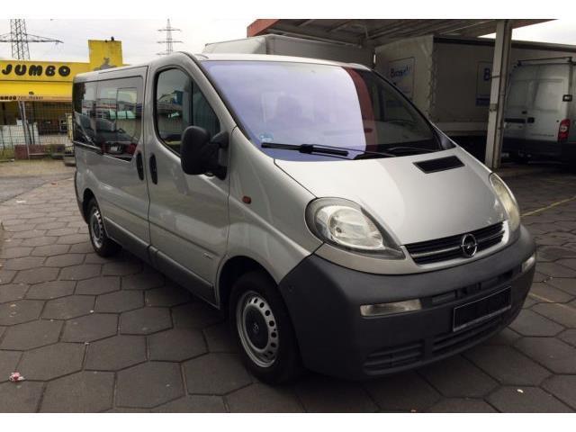 Verkauft Opel Vivaro Kasten L1h1 2 9t Gebraucht 2002 135