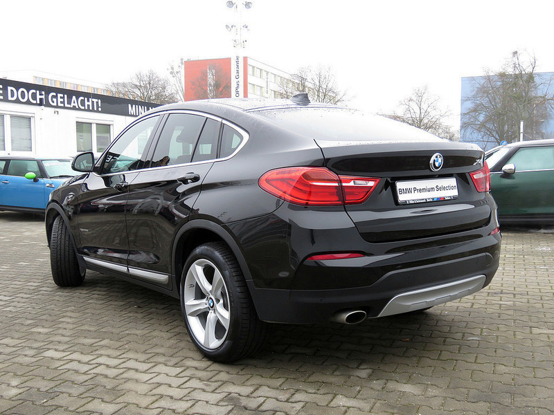 gebraucht xdrive20d aut bmw x4 2014 km in stralsund. Black Bedroom Furniture Sets. Home Design Ideas
