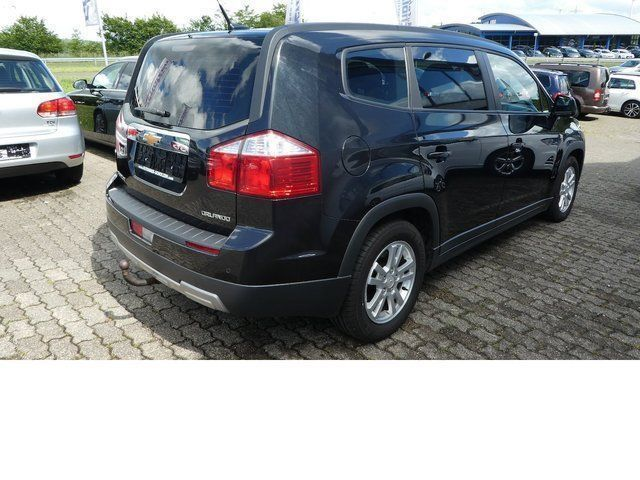 verkauft chevrolet orlando 2 0 navi 7 gebraucht 2012 km in hellenthal kehr. Black Bedroom Furniture Sets. Home Design Ideas
