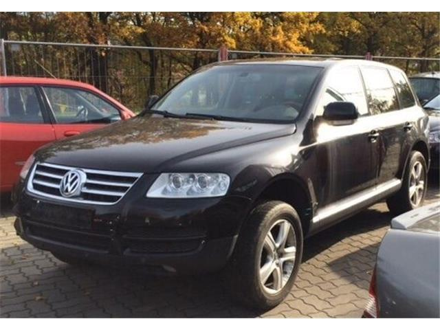 gebraucht r5 tdi vw touareg 2005 km in gera autouncle. Black Bedroom Furniture Sets. Home Design Ideas