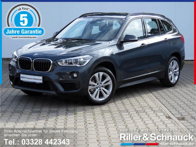 gebraucht BMW X1 sDrive18d NEUES MODELL F48 Advantage LED N