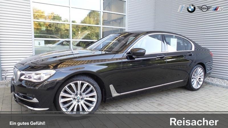 gebraucht BMW 750 i A xDrive Limousine