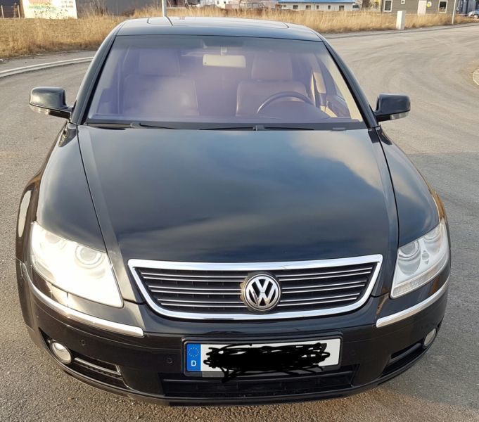 verkauft vw phaeton 3 0 v6 tdi dpf 4mo gebraucht 2006. Black Bedroom Furniture Sets. Home Design Ideas