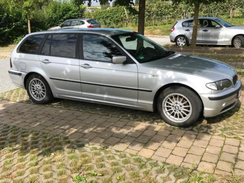 verkauft bmw 318 3er touring automatik gebraucht 2003. Black Bedroom Furniture Sets. Home Design Ideas