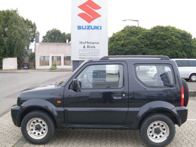 verkauft suzuki jimny comfort gebraucht 2007 km in neuwied. Black Bedroom Furniture Sets. Home Design Ideas