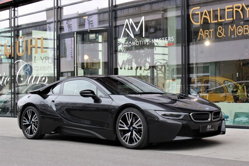 verkauft bmw i8 top ausstattung dr gebraucht 2015 km in b blingen. Black Bedroom Furniture Sets. Home Design Ideas