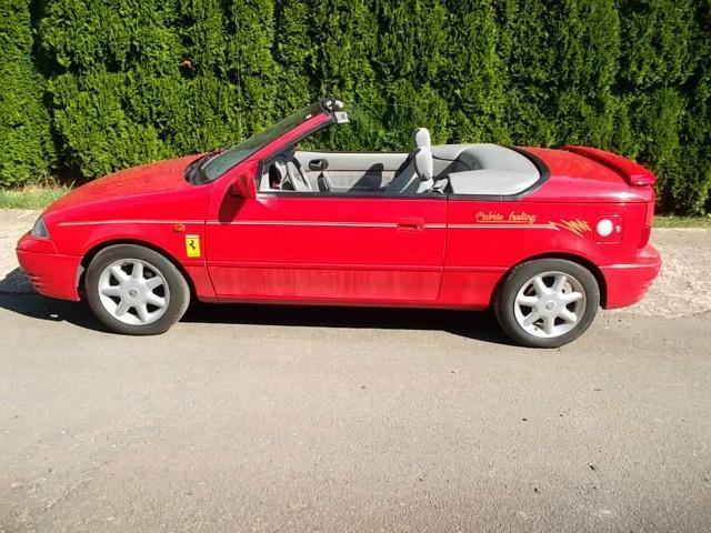 verkauft suzuki swift 1 3 gs cabrio t gebraucht 1993 km in tabarz. Black Bedroom Furniture Sets. Home Design Ideas