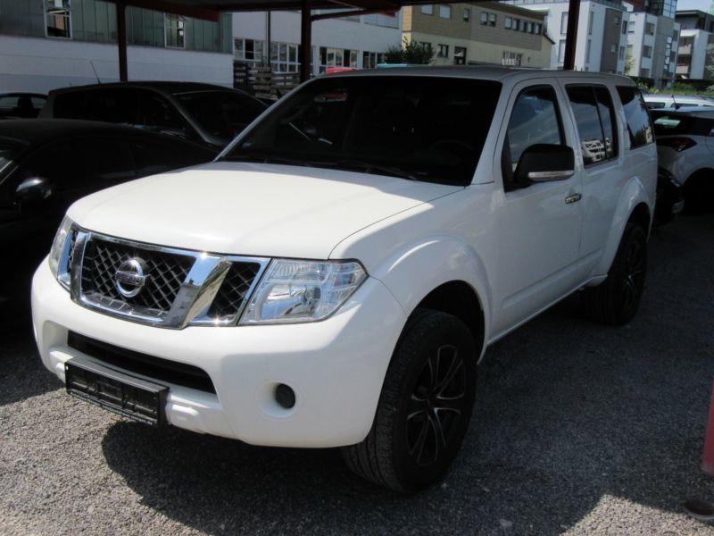 verkauft nissan pathfinder 2 5 dci xe gebraucht 2010 km in fellbach. Black Bedroom Furniture Sets. Home Design Ideas