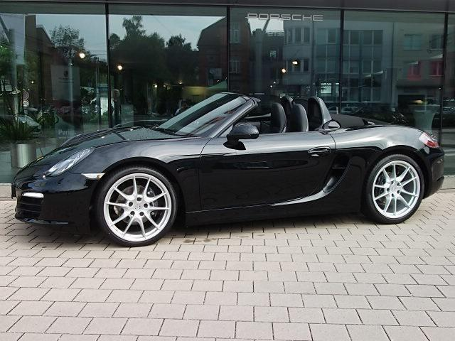 verkauft porsche boxster gebraucht 2015 km in hannover. Black Bedroom Furniture Sets. Home Design Ideas