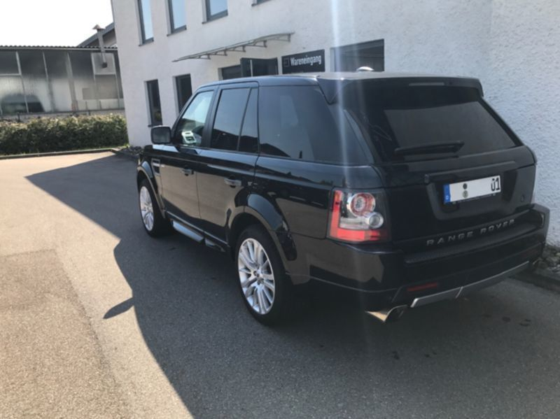 verkauft land rover range rover sport gebraucht 2011 km in siegburg. Black Bedroom Furniture Sets. Home Design Ideas