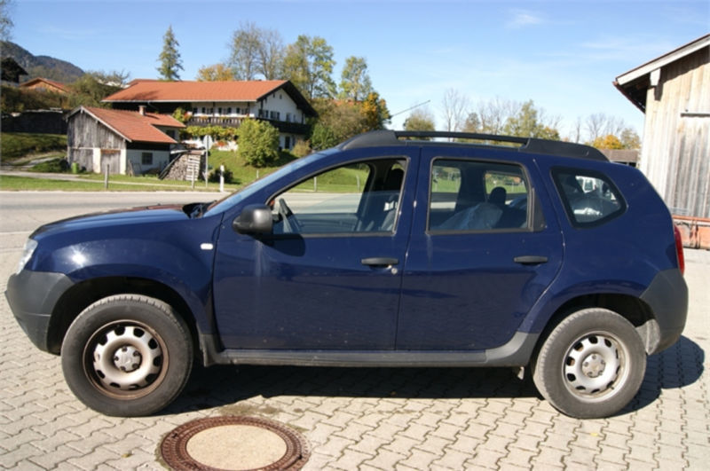 verkauft dacia duster 1 6 klimaanlage gebraucht 2012. Black Bedroom Furniture Sets. Home Design Ideas