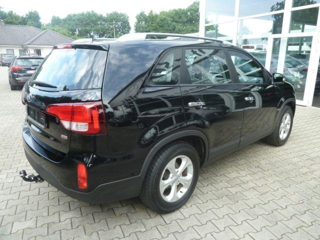 verkauft kia sorento 2 4 gdi edition 7 gebraucht 2014 km in andervenne emsland. Black Bedroom Furniture Sets. Home Design Ideas