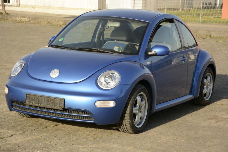 verkauft vw beetle new1 6 gebraucht 2001 km in. Black Bedroom Furniture Sets. Home Design Ideas