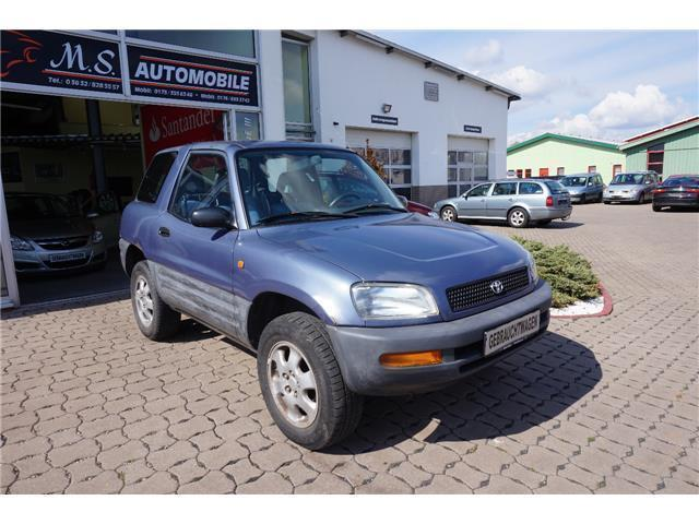 verkauft toyota rav4 gebraucht 1996 km in sondershausen. Black Bedroom Furniture Sets. Home Design Ideas