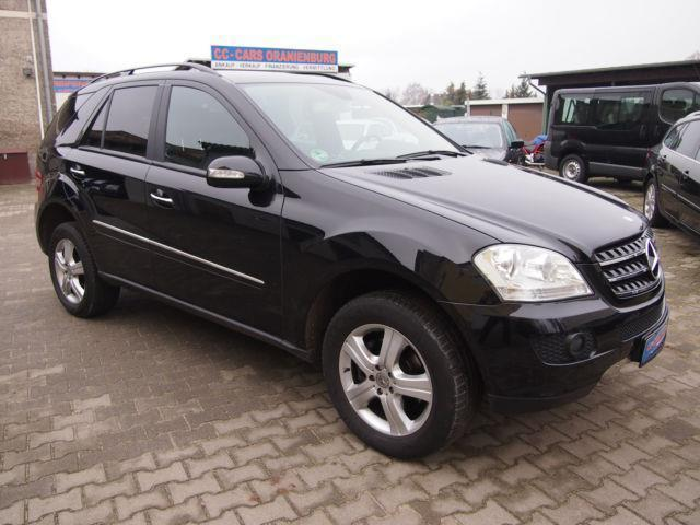 gebraucht 4matic 7g tronic mercedes ml350 2007 km in weyer. Black Bedroom Furniture Sets. Home Design Ideas