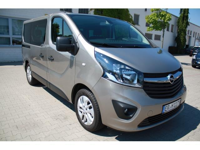 verkauft opel vivaro b 1 6 gebraucht 2015 km in erlangen. Black Bedroom Furniture Sets. Home Design Ideas