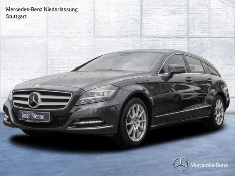 verkauft mercedes cls350 shooting brak gebraucht 2013. Black Bedroom Furniture Sets. Home Design Ideas