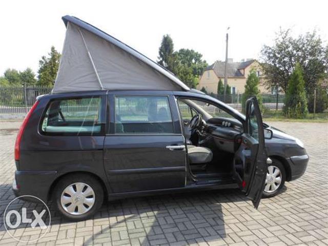Verkauft Citroën C8 Camper Rarität - A., gebraucht 2003, 178.000 ...