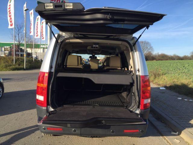 verkauft land rover discovery 3 tdv 6 gebraucht 2005 km in frankfurt. Black Bedroom Furniture Sets. Home Design Ideas