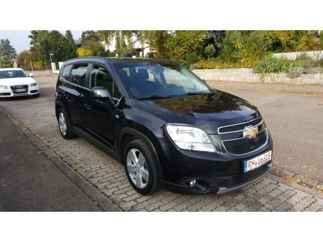 verkauft chevrolet orlando 2 0 d ltz n gebraucht 2011 km in rinteln. Black Bedroom Furniture Sets. Home Design Ideas