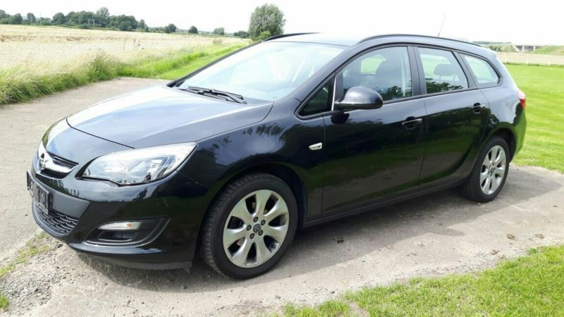 verkauft opel astra sports tourer 1 6 gebraucht 2015 km in gross gerau. Black Bedroom Furniture Sets. Home Design Ideas