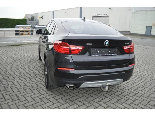 verkauft bmw x4 x4 baureihexdrive 20d gebraucht 2015 km in emmerich. Black Bedroom Furniture Sets. Home Design Ideas