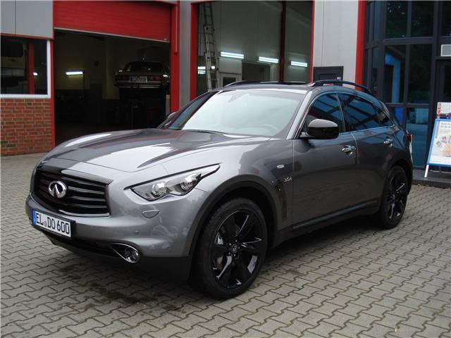 verkauft infiniti qx70 awd aut s gebraucht 2015 km in d rpen. Black Bedroom Furniture Sets. Home Design Ideas