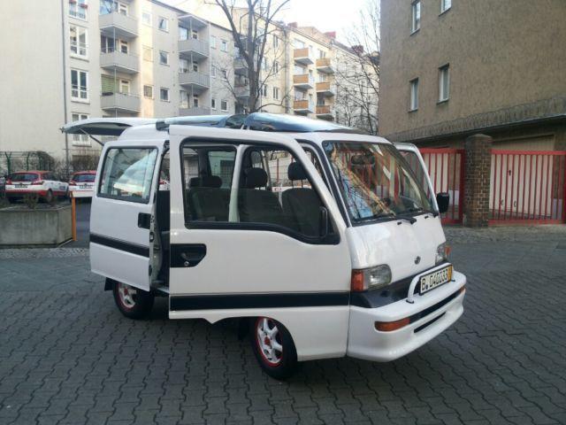 verkauft subaru libero 4wd sdx sr gebraucht 1998 km in berlin. Black Bedroom Furniture Sets. Home Design Ideas