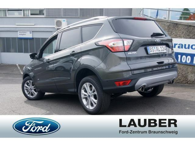 verkauft ford kuga 1 5 titanium 4x4 au gebraucht 2017 km in braunschweig. Black Bedroom Furniture Sets. Home Design Ideas
